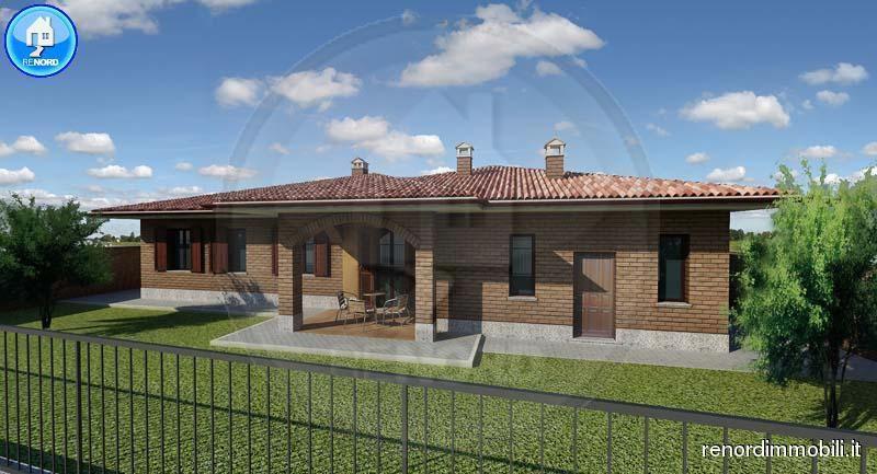Villa in vendita a magherno rif vil6029 for Piani casa moderna in vendita