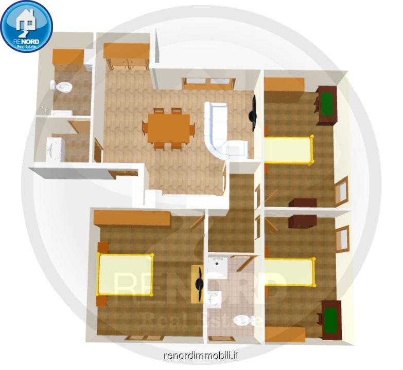 appartamento vendita filighera