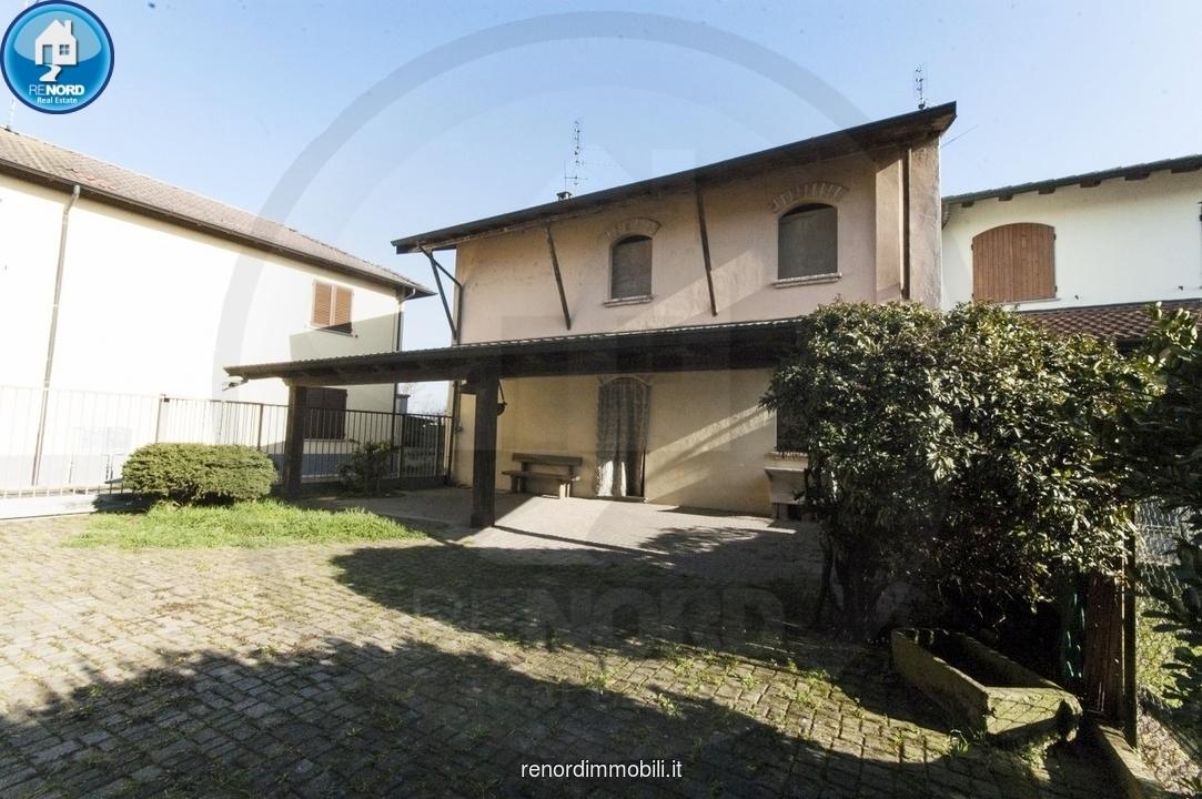 casa indipendente vendita magherno
