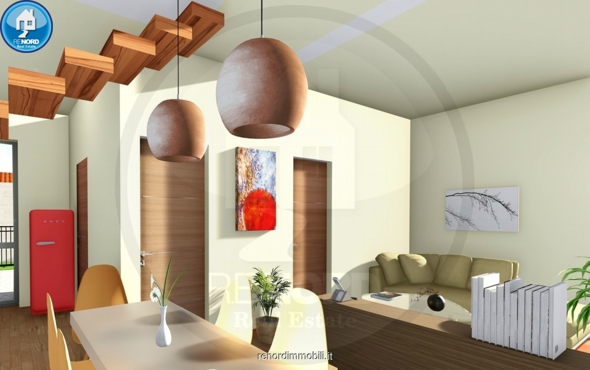 appartamento vendita travaco' siccomario