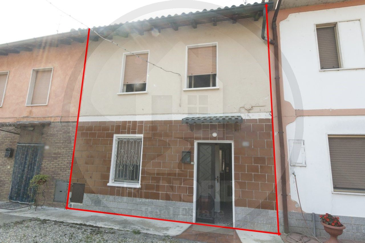 casa affiancata vendita magherno